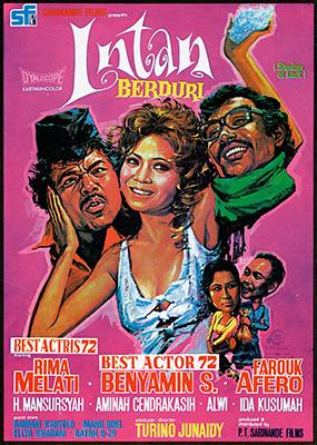 Intan Berduri (1972)