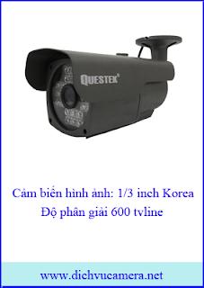 Camera Questek QTXB 2500