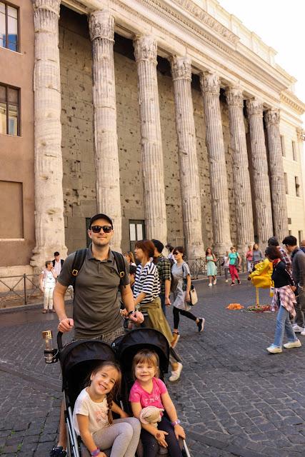 Ruas de Roma