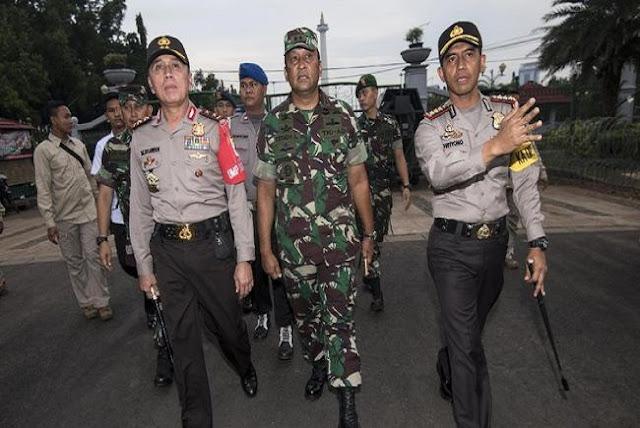 Kapolda Metro Jaya: Provokator Kericuhan Akan Diminta Pertanggungjawaban