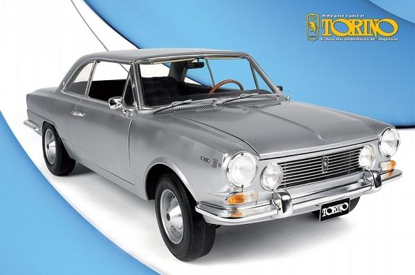 IKA Torino 380W colección Argentina
