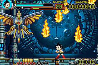 Download Game Astro Boy Omega Factori For Android  Terbaru