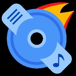 Preview of CD Burner, software, Logo, folder icon