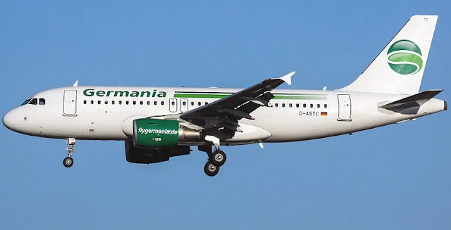 Germania, low cost airline company enters the Albanian market