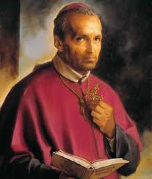 1er août : Saint Alphonse Marie de Liguori Padroeiro