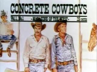 Película Cowboys en la ciudad Online