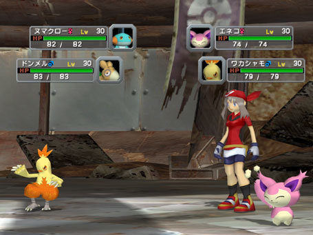 Pokemon Colosseum screenshot 1