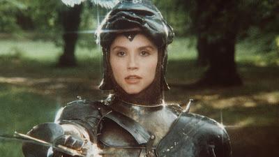Alessandra Martinez en Fantaghiro dans La Caverne de la rose d'or (1991)