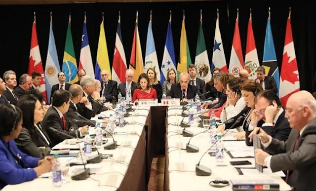 Grupo de Lima no abordó opción militar en Venezuela durante reunión en Ottawa