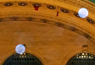 orb in Grand Central