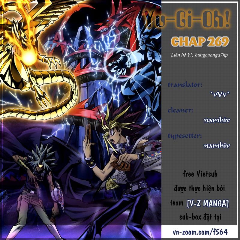 YUGI-OH! chap 270 - devil sanctuary trang 1