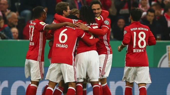 VIDEO: Gol Lahm Buka Kemenangan Bayern atas Augsburg
