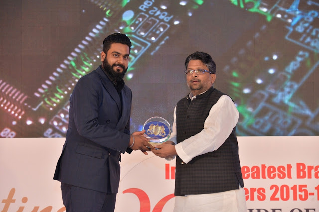 "NTL Lemnis Bags URS International's  ""India's Greatest Brands & Leaders 2015-16"" Award in the Consumer Electronics Category"