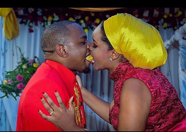 PICHA: Stamina amvisha pete ya uchumba mpenzi wake wa muda mrefu