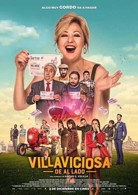 Cartel: Villaviciosa de al Lado (2016)