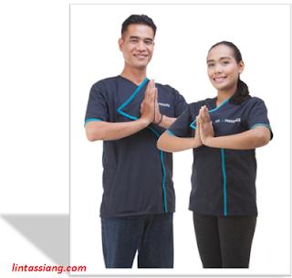 Jenis-Jenis Layanan Pada Go-Massage Online