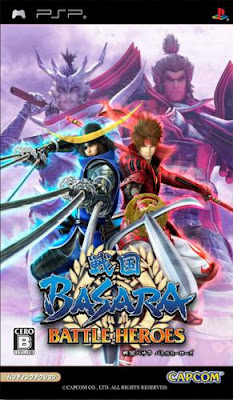 DOWNLOAD GAME SENGOKU BASARA CHRONICLE HEROES ISO PSP PPSSPP- ANDOID EMULATOR GAME