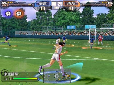Captain Tsubasa (PS2) 2006