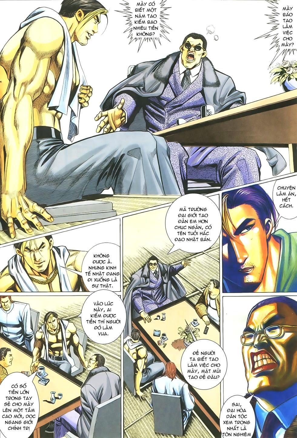 Người Trong Giang Hồ chapter 299 trang 23