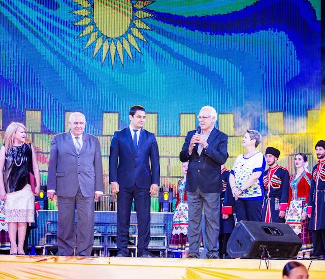 Σημαντικές οι προοπτικές της αδελφοποίησης της Λάρισας με την Ανάπα της Ρωσικής Ομοσπονδίας (ΦΩΤΟ)