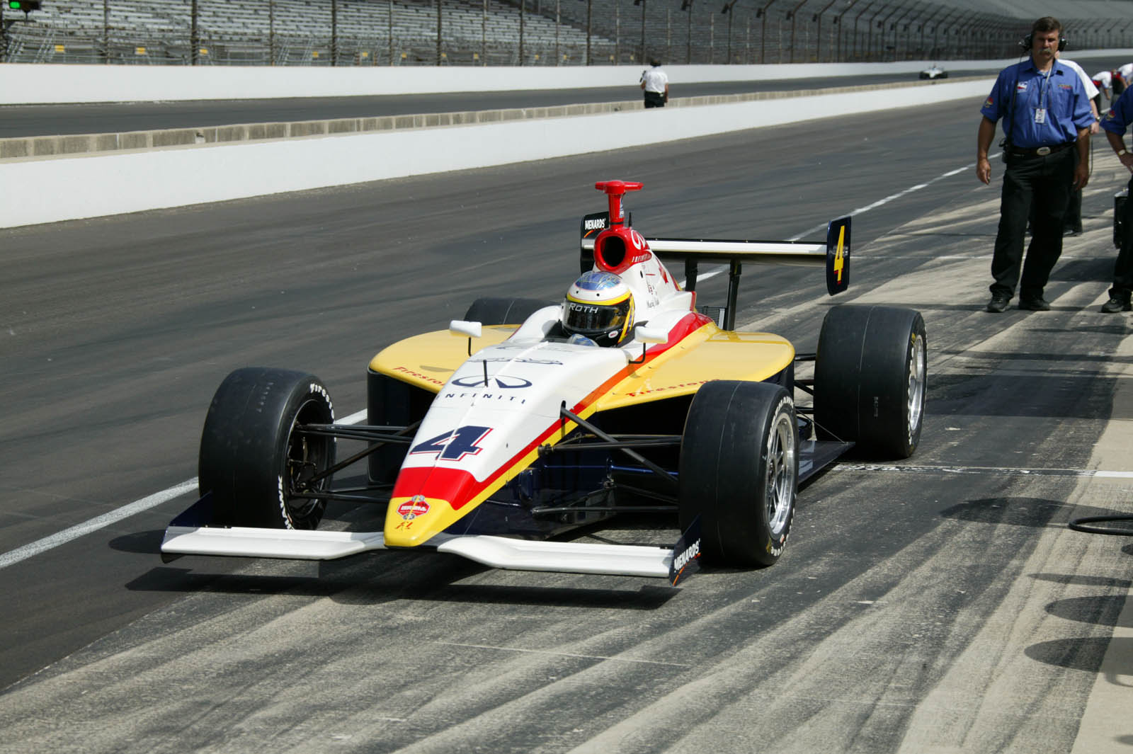 IndyCar Wants Another Automaker To Compete With Honda And ...