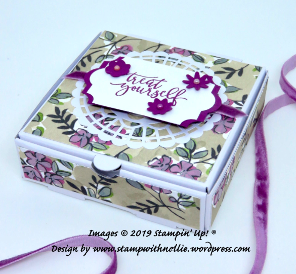 Nigezza Creates Project Share Stampin Up!  Share What You Love DSP