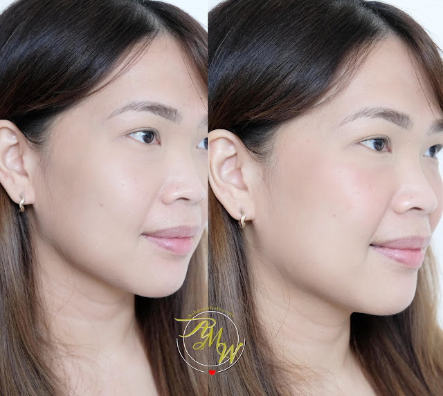 a photo of Glossier Cloud Paint in Storm review by Nikki Tiu of askmewhats.com