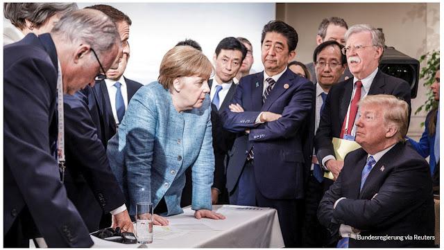 Trump g6+1 11/06/18