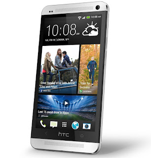 Cara Reset HTC One Lupa pola & Password