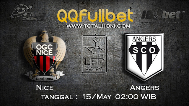 PREDIKSIBOLA - PREDIKSI TARUHAN NICE VS ANGERS 15 MAY 2017 (FRANCE LIGUE 1)