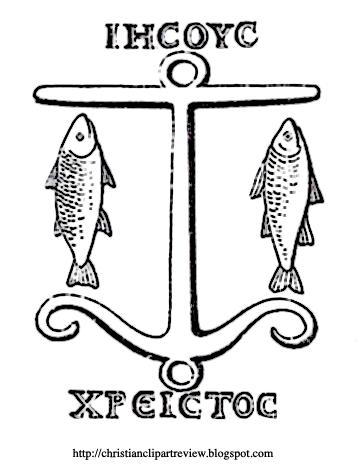 The Saviors Anchor Symbol Christian Clip Art Review