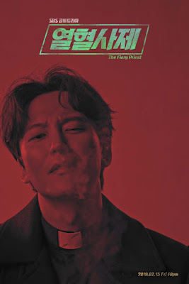 yakni salah satu drama Korea yang cukup terkenal di Indonesia Biodata Foto Pemain Drama The Fiery Priest