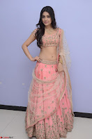 Avantika Mishra in Beautiful Peach Ghagra Choli 129.jpg