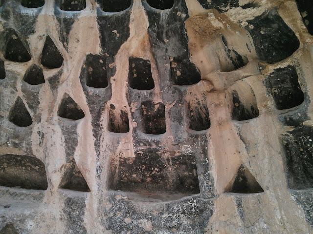 מערת קולמבריום -חירבת מדרס