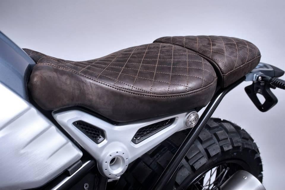 Racing Caf 232 Bmw R Ninet Quot Brooklyn Scrambler Quot By Boxer Design