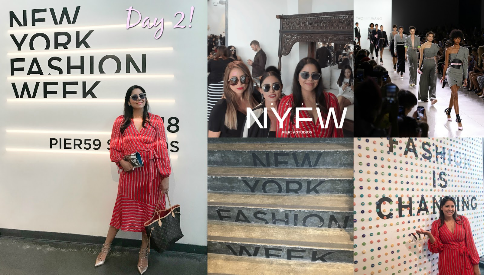 NYFW Blogger Diary Day 2, latina fashion blogger at NYFW