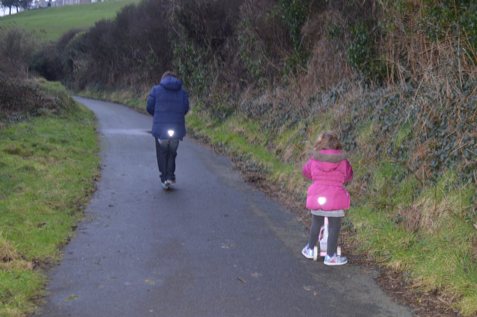 Family Days Out Milford Marina Walk Lower Rath Pembrokeshire
