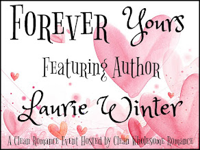 Forever Yours Clean Romance Event featuring Laurie Winter – 21 January
