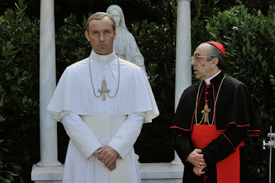 Jude Law and Silvio Orlando in The Young Pope (12)