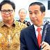Pasangan Jokowi-Airlangga Dinilai Cukup Ideal di Pilpres 2019