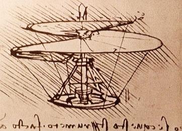 Invenções da Leonardo Da Vinci
