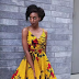 Latest Simple,Unique And Beautiful Ankara Styles