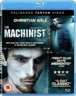 The Machinist (2004) BluRay 480p 300MB Dual Audio ( Hindi - English ) MKV