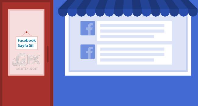 Bir Facebook Sayfası Nasıl Silinir?