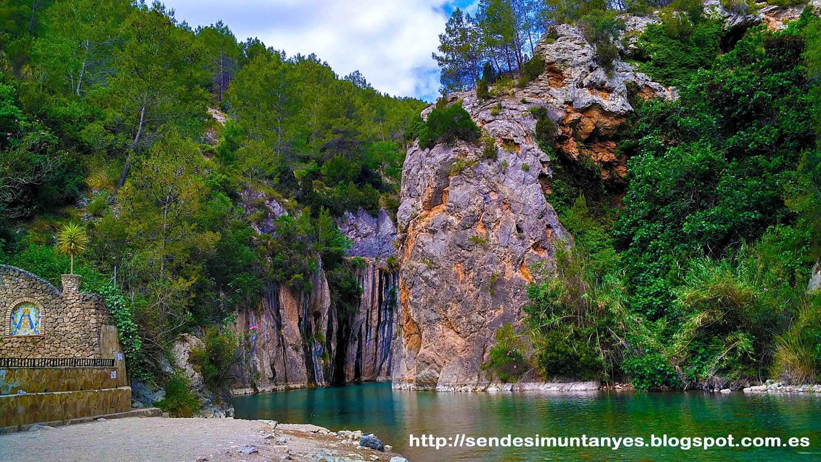 Las mejores piscinas naturales para el ba o que hasta el momento hemos visitado 2 parte - Fuente de los banos montanejos ...