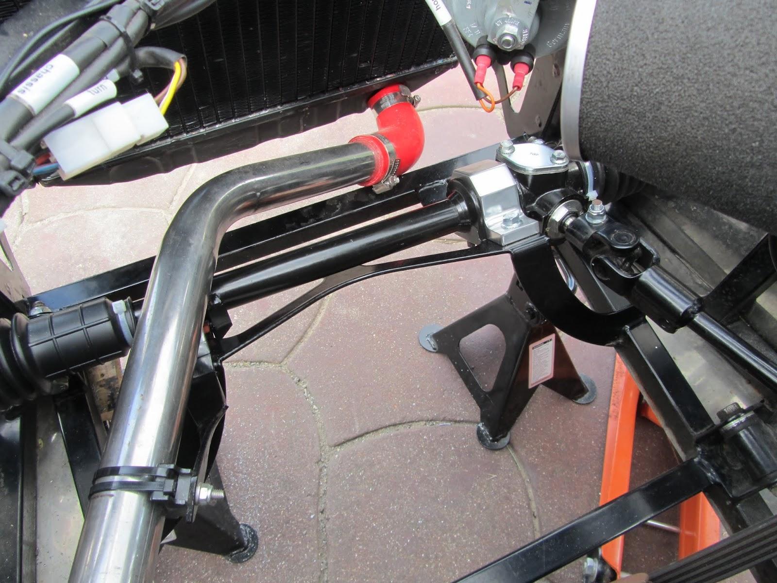 Ford Escort MK1// Mk2 Steering Rack 2.9 Ratio ALL NEW Road//Rally Kit
