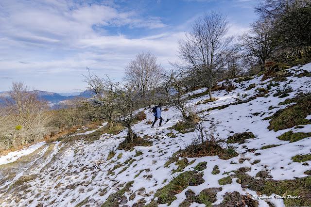 Parque Natural del Gorbea - Sendero al Ojo de Atxular, Atxulaur por El Guisante Verde Project