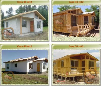 casas prefabricadas en chile