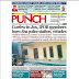 NAIJA NEWSPAPERS: TODAY'S THE PUNCH NEWSPAPER HEADLINES [15 SEPTEMBER, 2017].