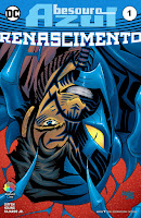 Besouro Azul: Renascimento #1